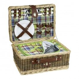 Cilio Melano Picknickkorb Vintage/Sumatra