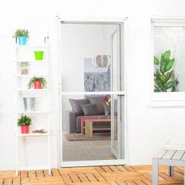 Hecht Master Slim Plus Zarge für Insektenschutz weiß 120x240 Aluminium Weiß