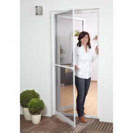 Hecht Insektenschutz Tür Basic 100x210 anthrazit Aluminium  Anthrazit