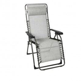 Sungörl Oasi XL Relaxliege Aluminium/Textilene Anthrazit/Light Grey