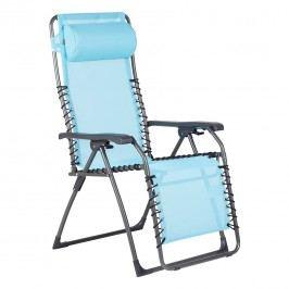 Sungörl Oasi XL Relaxliege Aluminium/Textilene Anthrazit/Türkis