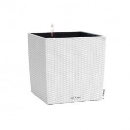 Lechuza Cube Pflanztopf 50x50x50cm Kunststoff Weiß