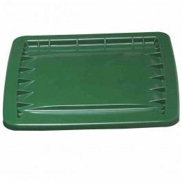Garantia Deckel für Regentonne rechteckig Kunststoff Grün