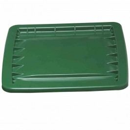 Garantia Deckel für Regentonne 400l Kunststoff Grün