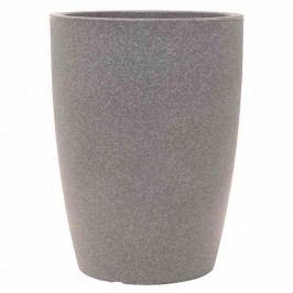 PP-Plastic Gefäß Verona 40x40x53,5cm Kunststoff Taupe