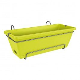 Elho Barcelona All-In-1 20x50x17,6cm Kunststoff Limegreen