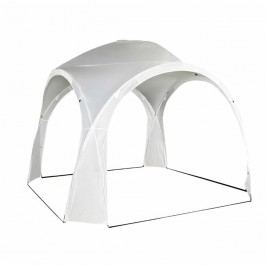 Siena Garden Roma Eventzelt 320x320x260cm Aluminium Weiß