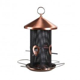 Siena Garden Futtersäule 19x19x31cm Kupfer/Stahl