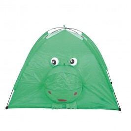 Siena Garden Froggy Kinderzelt 120x120x80cm Fiberglas Schwarz