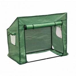 Siena Garden Gewächshaus für Hochbeet 100x60x85cm Grün