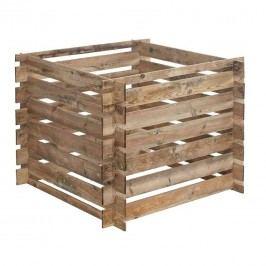 Forest-Style Komposter Mezzito 480L 100x100x72cm Kiefer
