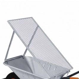 Siena Garden Schubkarren-Durchwurfsieb 60x100x0cm Streckmetall
