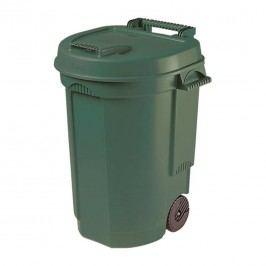 Eda Fahrbarer Abfallbehälter 110L, Polypropylen