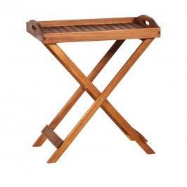 Siena Garden Astoria Tabletttisch 60x40x70cm Akazienholz Natur