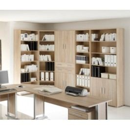Büroregal Eiche Sonoma Nachbildung Bega Office Line Modern