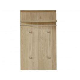 Garderobenpaneel Wildeiche Bianco Innostyle Holz Modern