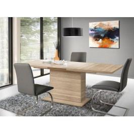 Esstisch 160 X 90 Cm Ausziehbar Sonoma Eiche Forte MÖbel Esstische Holz Modern
