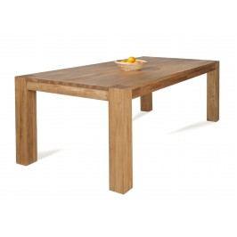 Esstisch 220 X 105 Cm Wildeiche Geölt Massiv Sit-Möbel Zeus Holz Modern