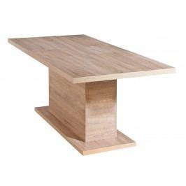 Esstisch 77 X 160 Cm Eiche Sonoma Inter Link Absoluto 10 Holz Modern
