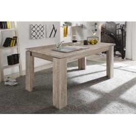 Esstisch 160 X 90 Cm Ausziehbar Eiche Monument Oak Trendteam Universal Holz Modern