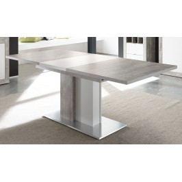 Esstisch 160 X 90 Cm Betonoptik Grau/ Weiss Matt Gerd Mäusbacher Jump/160 Holz Modern