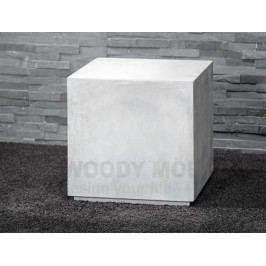 Beistelltisch Beton 40 X 40 Cm Zijlstra Nl Concrete Grau Modern