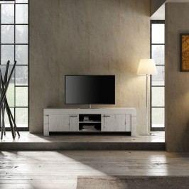 Tv-Element Weisseiche Classico Land Weißeiche Holz Modern