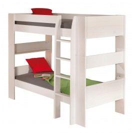 Bett 90 X 200 Cm Massiv Weiss Lackiert Inter Link Dream Well 3 Weiß Holz Modern