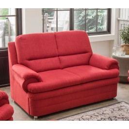 Sofa 2-Sitzer Apollo Rot Benformato Canedo Stoff Modern