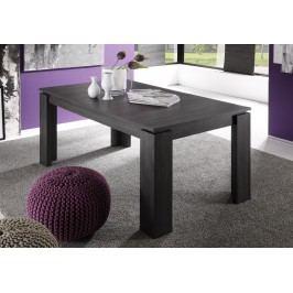 Esstisch 160 X 90 Cm Ausziehbar Esche Grau Trendteam Universal Holz Modern