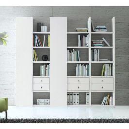 Regal Weiss Fif Möbel Toro Weiß Modern