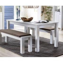 Esstisch In Weiss Mit Ausziehfunktion Innostyle Siena Weiß Holz Modern