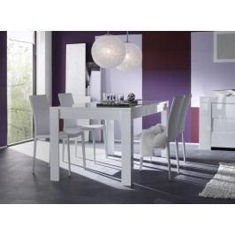 Esstisch 180 X 90 Cm Weiss Echt Hochglanz Lackiert Classico Amalfi Weiß Modern