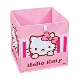 Faltbox Rosa Mit Hello Kitty Print Inter Link Polypropylen Modern