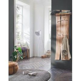 Garderobenpaneel Mca-Furniture Ain Weiß Holzwerkstoffe Modern
