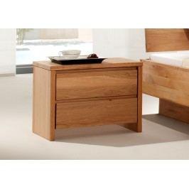 Nachtkommode Wildeiche Massiv Ms Schuon Starwood Holz Modern