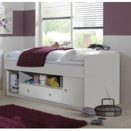 Bett 90 X 200 Cm Alpinweiss Wimex Jette Weiß Holz Modern