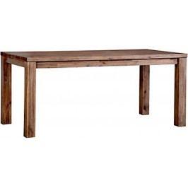 Esstisch 180 X 90 Cm Akazie Teilmassiv Gutmann Tunis Holz Modern