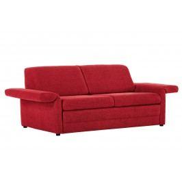 Sofa Mit Schlaffunktion Rot Gutmann Happy End Polyester Modern