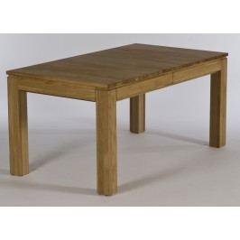 Esstisch 160 X 90 Cm Eiche Natur Geölt Massiv Ausziehbar Standard Furniture Multi Xl Holz Neutral
