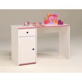 Schreibtisch Kiefer Weiss Parisot Smoozy Modern