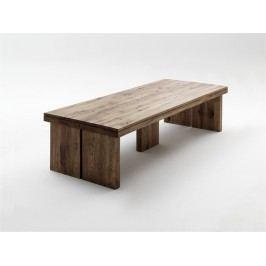 Esstisch 300 X 120 Cm Eiche Massiv Bassano Lackiert Mca-Furniture Belfast Modern