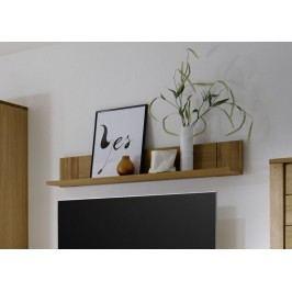Wandboard Wildeiche Natur Geölt Teilmassiv Quadrato Savona Holz Landhaus