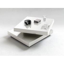 Couchtisch Weiss Hochglanz Mca-Furniture Harro Weiß Mdf Modern
