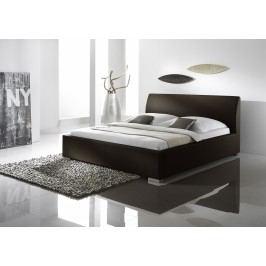 Polsterbett Mit Kunstlederbezug Braun 180 X 200 Cm Meise.möbel Alto-Comfort Modern