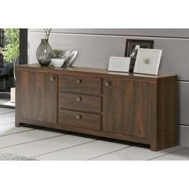 Sideboard Eiche Durance Forte MÖbel Indigo Holz Modern
