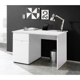 Schreibtisch Weiss Hochglanz Bega Spice Weiß Holz Modern