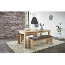 Esstisch Wildeiche Mit Ausziehfunktion Teilmassiv Innostyle Table-4-U Holz Neutral