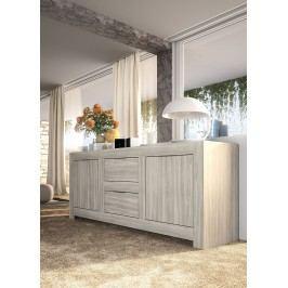Sideboard Raucheiche ´´caracalla´´ Classico Capri Holz Modern