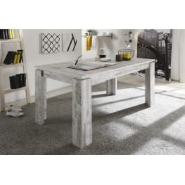 Esstisch 160 X 90 Cm Ausziehbar Canyon White Pine Trendteam Universal Pinie Holz Modern